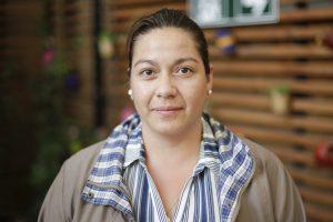 Ángela Tapia Ingeniera en Prevención de Riesgos y futura Ingeniera Civil