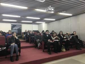 1° Workshop 2017 Sede Concepción