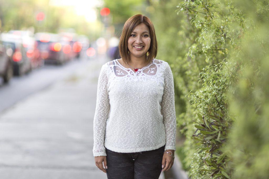 Carla Oliva Sede Los Leones