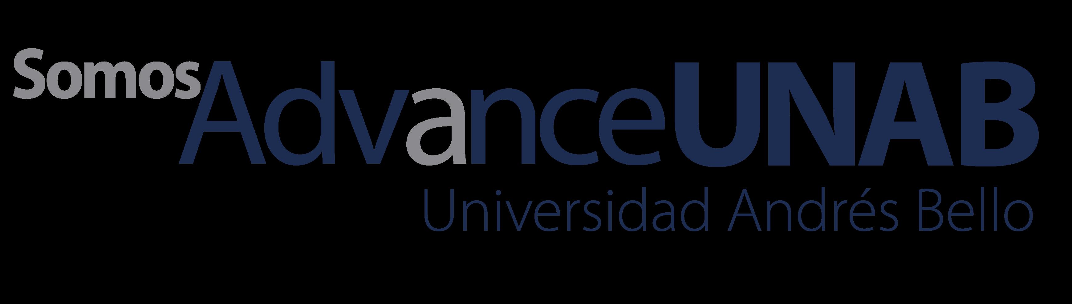 Logo Somos Advance UNAB