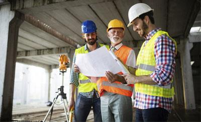 Oportunidades laborales para Ingeniería en Construcción