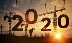 Desafíos del sector de la construcción en Chile para 2020